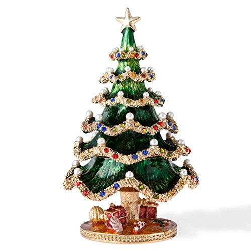 Christmas Tree Trinket box