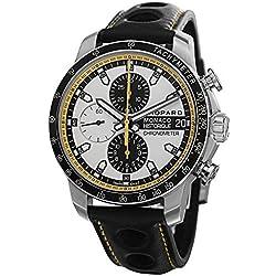 Chopard Grand Prix de Monaco Historique Men's Titanium Automatic Chronograph Watch 168570-3001