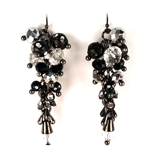 Grape Cluster Style Earring