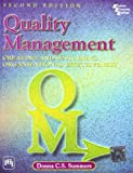 Quality Management:Creating & Sustaining Orga, 2/E