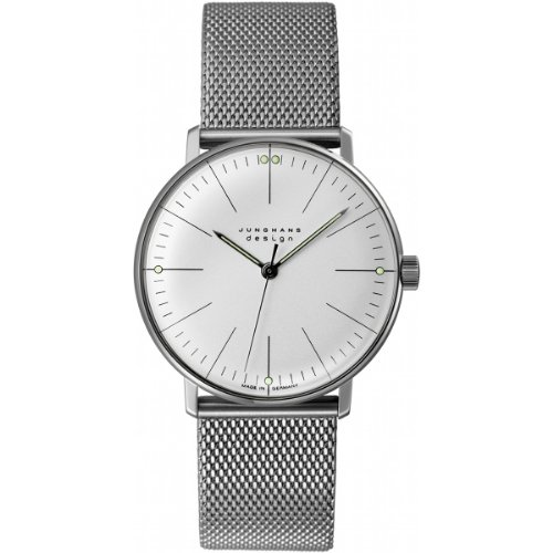 Junghans MAX BILL Unisex 34mm Hand Winding 027/3004.44