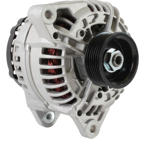 Alternator Bosch Audi Alternator - DB Electrical ABO0240 New Alternator for Audi A4 3.0 3.0L 2002 2003 2004 2005 02 03 04 05, A6 3.0L 3.0 2002 2003 2004/0-124-615-007/078-903-016S /MG10 /IA1432