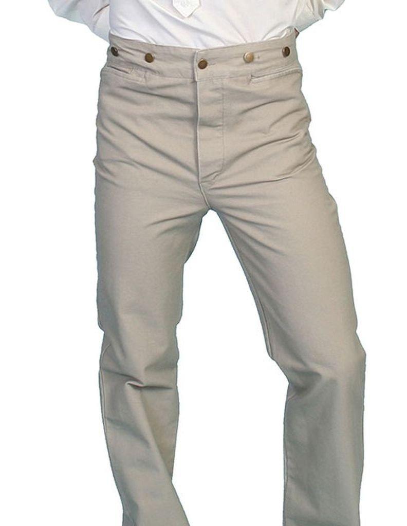 Scully Rangewear By Men's Rangewear Canvas Pants Sand 40
