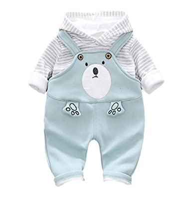 045a33572 Taylorean Winter 0-3 Years Old Newborn Infant Baby Boys Girls Stripe ...