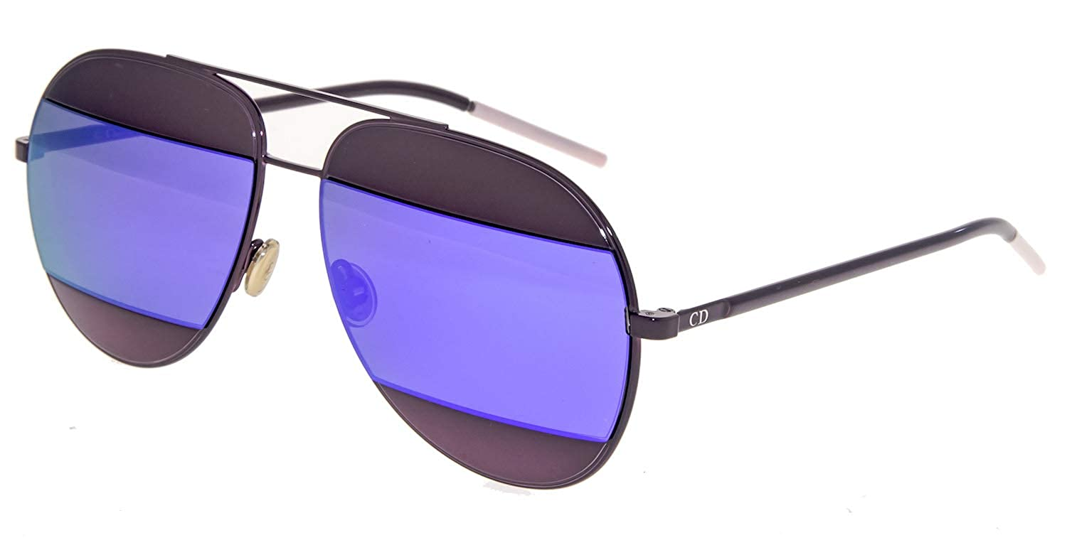50344a1a164 Amazon.com  Dior Womens Women s Split1 59Mm Sunglasses  Clothing