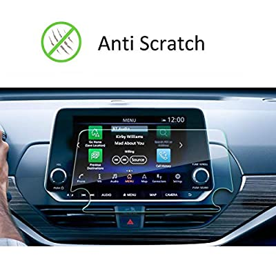 Screen Protector Compatible with 2020 Nissan Altima 8 inch Touch Screen,ZFM,Anti Glare Scratch,Shock-Resistant, Navigation Accessories: GPS & Navigation