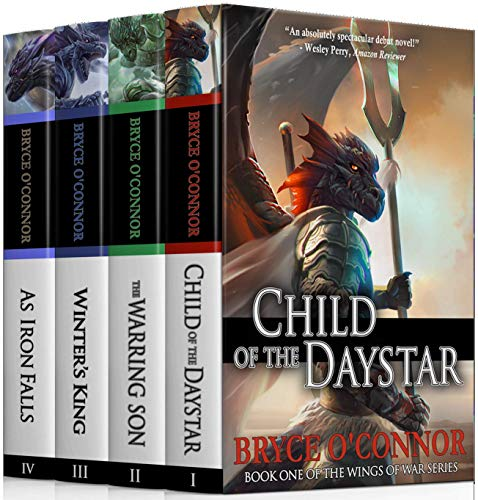 The Wings of War Boxset: Books 1