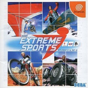 Sega Extreme Sports [Japan Import]