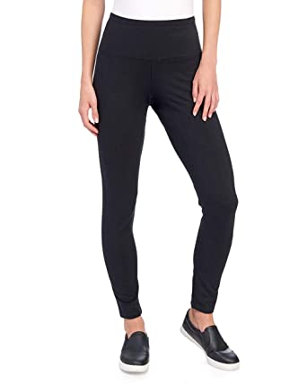 a850d26bce393f Intro Tummy Control High Waist Pull-On Cotton \ Spandex Legging at ...