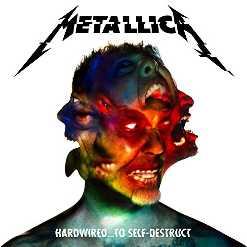 Metallica Hardwired…To Self-Destruct 2Lp (Coloured Vinyl) Ltd.