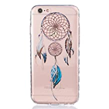 iPhone 6S Case, Ngift [Dream Catcher] Soft Skin Slim Tpu Gel Flexible Protective Case for Apple iPhone 6 (2014) / iPhone 6S (2015)