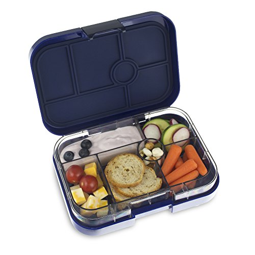 yumbox santa fe blue leakproof bento lunch box container for kids desertcart. Black Bedroom Furniture Sets. Home Design Ideas
