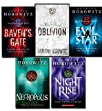 Front cover for the book Evil Star by Anthony Horowitz