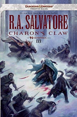 Legends Dark Claw - Charon's Claw: Neverwinter Saga, Book III