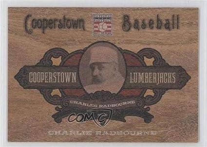 Amazoncom Charles Radbourn Baseball Card 2013 Panini Cooperstown