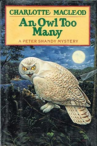 book cover of An Owl Too Many