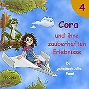 Der geheimnissvolle Fund: 7 spannende Geschichten für Kinder zum Hören - Spaß für Klein und Groß (Cora und ihre zauberhaften Erlebnisse 4) |  Kigunage