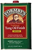 Formby's 30100 Tung Oil Finish - high gloss