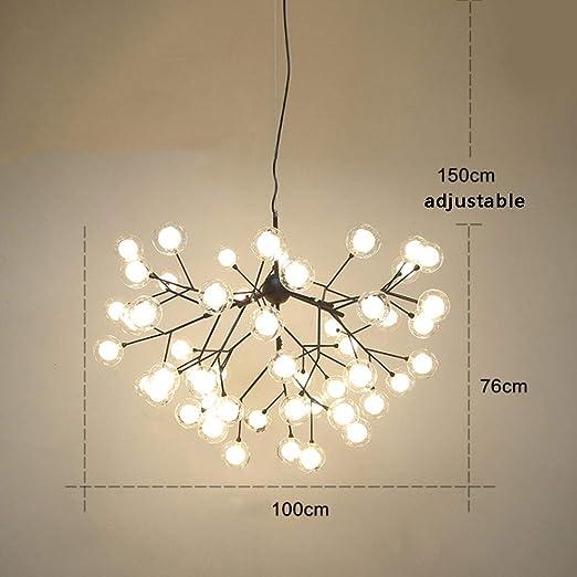 LED bola luciérnagapantalla de de de rama colgante Lámpara exodCB