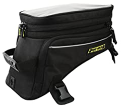 New quick release straps for quick mounting and refueling-shaped base to accommodate off-road, dual-sport and adventure motorcycles Top quality UltraMax polyester with maximum UV protection Convenient side pockets to hold smaller items for ea...