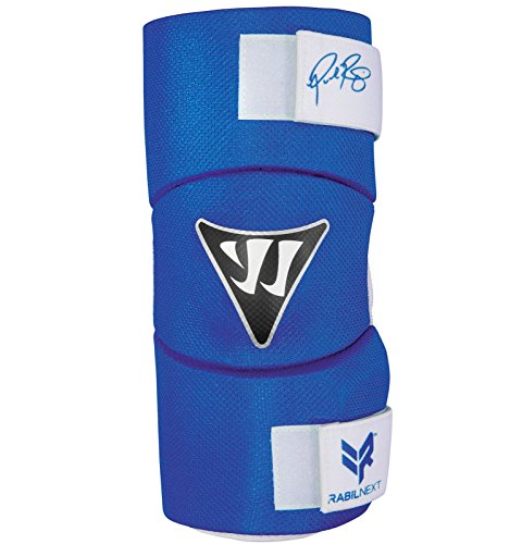 Warrior Rabil Next Arm Pads, Royal Blue, Youth ()