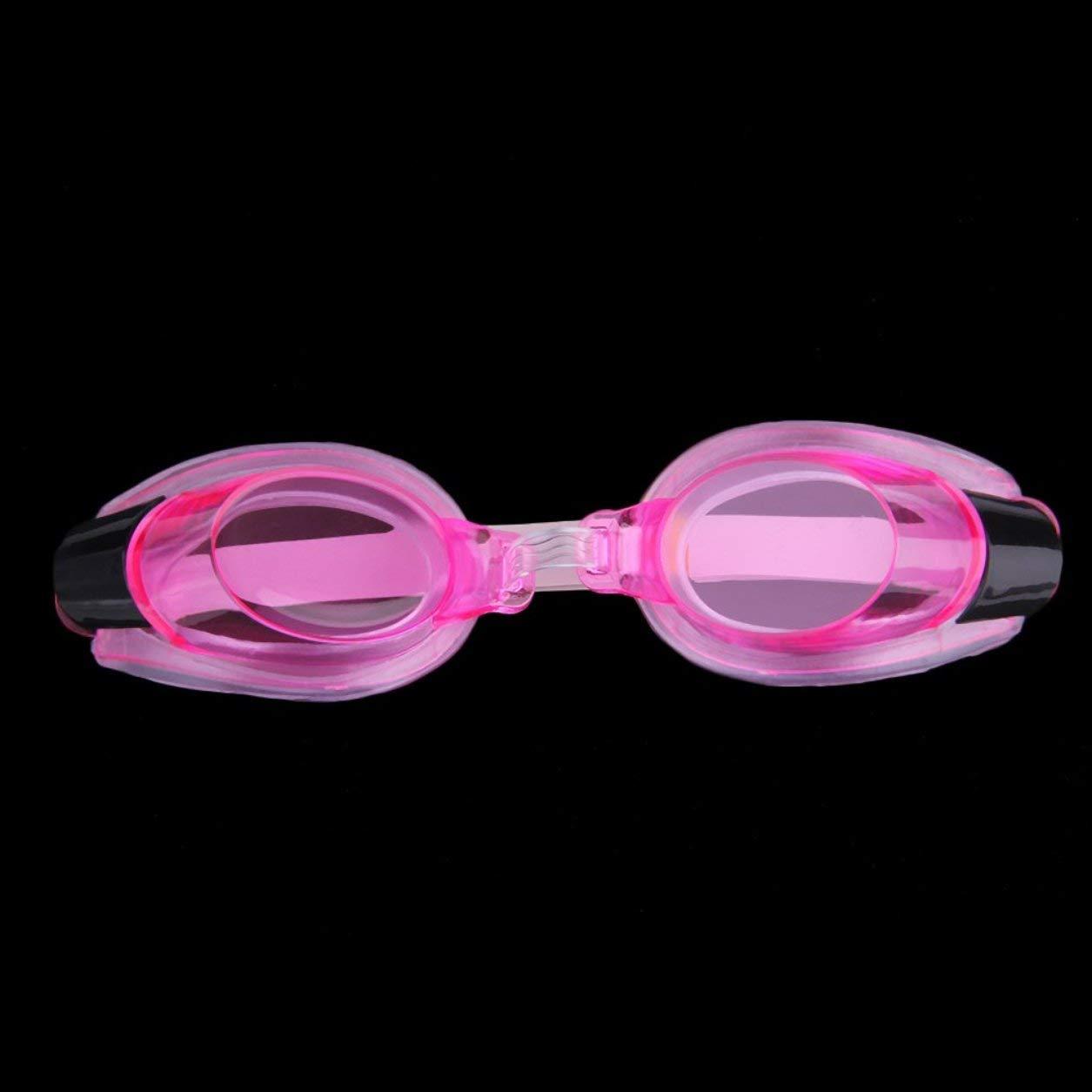 Dailyinshop contra la Niebla UV Gafas de nataci/ón Gafas Ajustable con Clip de la Nariz Enchufe de o/ído para ni/ños