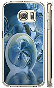 S6 Edge case of TUTU158600 Design Hard Customized case Of galaxy S6 Edge cases - Heart of hearts
