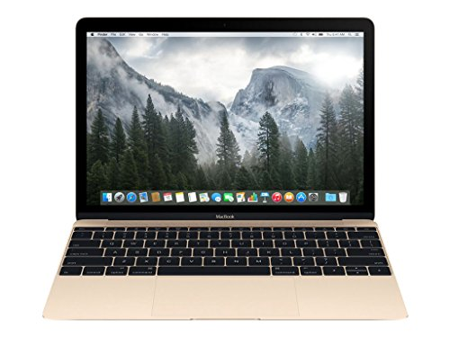 Apple MacBook MK4N2LL/A Core M 12 inch IPS SSD Gold