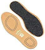 Pedag 1101 Naturally Tanned Leather Insole for Children with Activated Charcoal