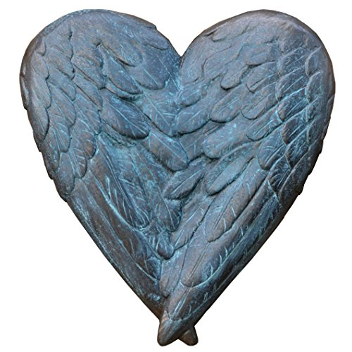 ANGEL WINGS HEART WALL SCULPTURE STATUE www.NEO-MFG.com 10