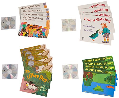 Childcraft Leveled Read Along CD Set, 1.5 to 1.9 Reading Level by Child Craft