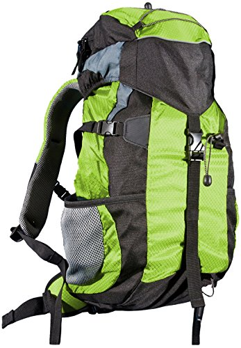 Ultega Outdoor and Trekking Backpack incl. Rain Cover, 25 liters