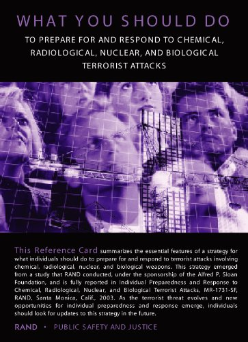biological nuclear and radiological attacks essay