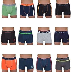 Remixx Herren Boxershorts/Retroshorts aus Baumwolle, Shorts für Männer und Jungen aus der Kollektion 2019, Übergrößen und Kindergrößen verfügbar