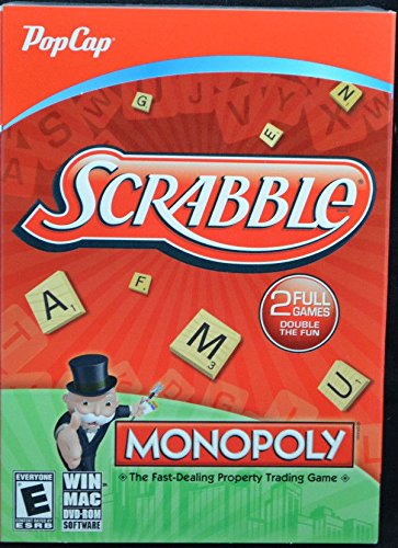 Scrabble and Monopoly ()