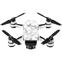 Skin For DJI Spark Mini Drone – Viper Snow | MightySkins Protective, Durable, and Unique Vinyl Decal wrap cover | Easy To Apply, Remove, and Change Styles | Made in the USA
