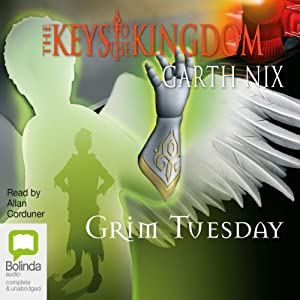 Grim Tuesday Audiobook