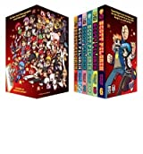 SCOTT PILGRIM 6 VOLUME BOXED SET [WITH POSTER] BY O'MALLEY, BRYAN LEE(AUTHOR ...