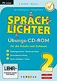 Sprachlichter für die 2. Klasse: Übungs-CD-ROM