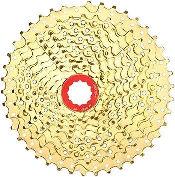 RSGK Piezas de Bicicleta de montaña 10 velocidades 11-42t MTB ...