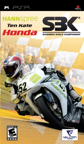 Price comparison product image Honda Superbike World Championship - Sony PSP