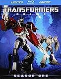 Transformers Prime: Season One [Blu-Ray]