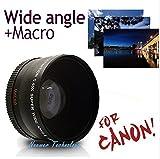 HM 58mm 0.45X Super Wide Angle camera Lens