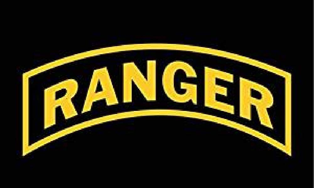 Amazon Com United States Army Rangers 3 X5 Polyester Flag Outdoor Flags Garden Outdoor