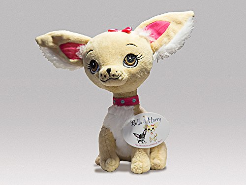 Bella Plush Doll: The Adventures Of Bella & Harry