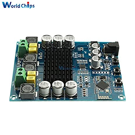 TPA3116 Dual-channel Stereo High Power Digital Audio Power Amplifier Board TPA3116D2 Amplifiers 2120W Amplificador