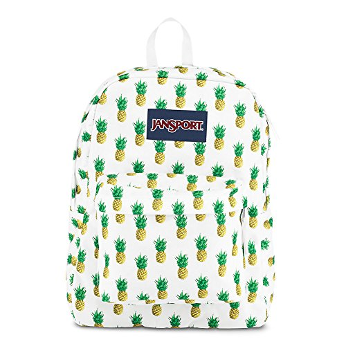 JanSport Unisex Superbreak Classic Ultralight Backpack Tropic Gold