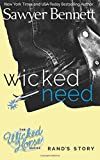 Wicked Need (The Wicked Horse Series) (Volume 3)