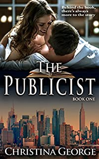 The Publicist by Christina George ebook deal