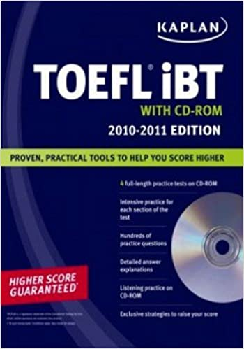 KAPLAN TOEFL IBT 2013 EPUB